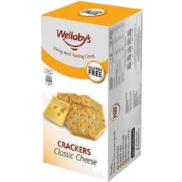 Photo of Wellaby's Crackers Gluten Free Cheese 100g