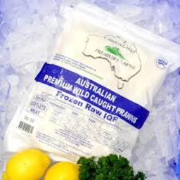 Photo of Carpentaria Prawns Premium Australian Cutlets 26/30 500g