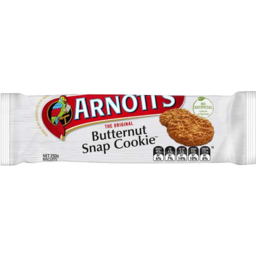 Photo of Arnott's Biscuits Butternut Snap 250gm