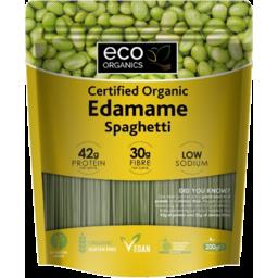 Photo of Eco Organics Gluten Free Spaghetti Edamame Bean 200gm