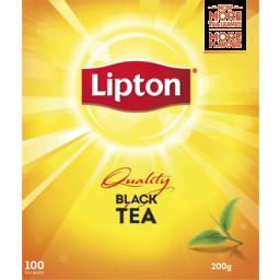 Photo of Lipton Tea Bag Black Tea Quality 100s