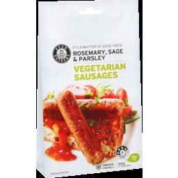 Photo of Bean Supreme Vegetarian Sausage Sage Parsley 300gm