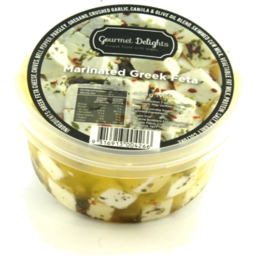 Photo of Gourmet Delights Marinated Greek Feta 400gm