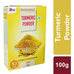 Photo of Patanjali Turmeric Powder 100g