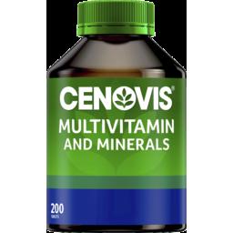 Photo of Cenovis Multivitamin And Minerals 200x