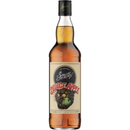 Photo of Sailor Jerry Savage Apple Spiced Rum 700ml