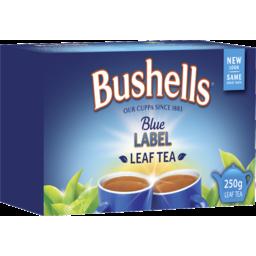 Photo of Bushells Blue Label Loose Leaf Tea 250g