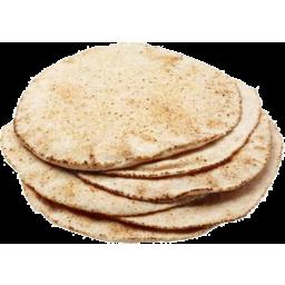 Photo of Flat Bread Lebanese W/Meal 5pk 500g