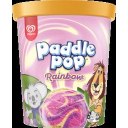 Photo of Streets Paddle Pop Rainbow Tub 1l