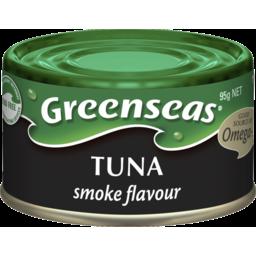 Photo of Greenseas Tuna Smoked 95g