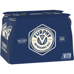 Photo of Furphy Ale Can 375ml 6 Pack