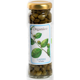 Photo of Capers In Olive Oil 100g