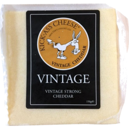 Photo of Kick-Ass Vintage Cheddar 150gm