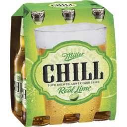 Photo of Miller Chill Bottle 330ml 6 Pack