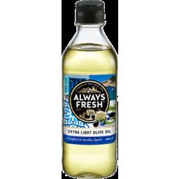Photo of Always Fresh Spanish Extra Light Olive Oil 500ml