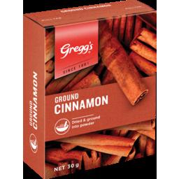 Photo of Gregg's Seasoning Packet Ground Cinnamon 30g