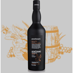 Photo of Ancnoc Peatheart Peated Single Malt
