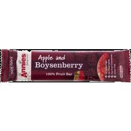 Photo of Annie's Fruit Bar Apple Boysenberry 30g