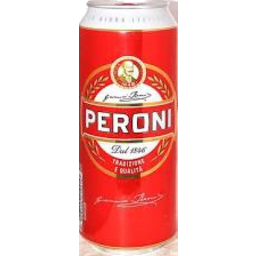 Photo of Peroni Red Can Slab