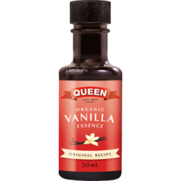 Photo of Queen Flavouring Essence Vanilla Essence 50ml