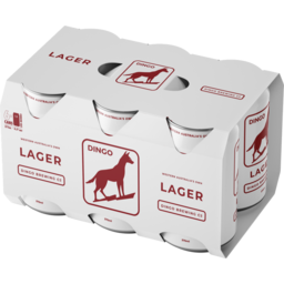 Photo of Dingo Brewing Co Lager Can