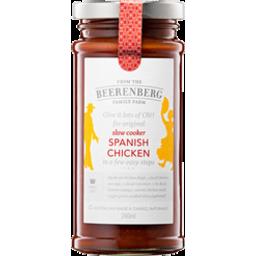 Photo of Beerenberg Slow Cooker Spanish Chicken 240ml