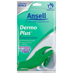 Photo of Ansell Glove Der/Plus Med 1pr