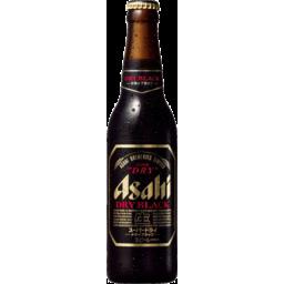 Photo of Asahi Super Dry Black 334ml