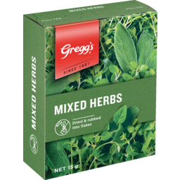 Photo of Gregg's Seasoning Packet Mixed Herbs 15g