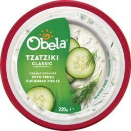 Photo of Obela Tzatziki Classic 220g