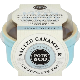 Photo of Pots&Co Slt Cara&Choc Pot 90g