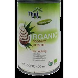 Photo of Thai Coco Org C/Nut Cream 400ml