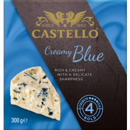 Photo of Castello Creamy Blue 300g 300g