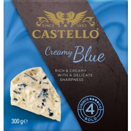 Photo of Castello Creamy Blue 300g