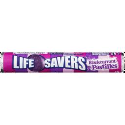 Photo of Lifesavers Blackcurrent Pastilles