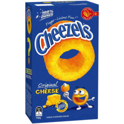 Photo of Cheezels Original Cheese