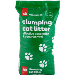 Photo of Homebrand Cat Litter Clumping 4.5L