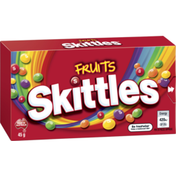 Photo of Skittles Fruit 45g
