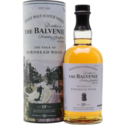 Photo of Balvenie Burnhead 19yo