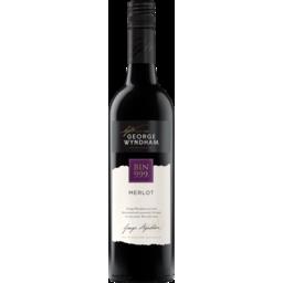 Photo of George Wyndham Bin Australian Wine Merlot 750ml