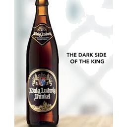 Photo of Konig Ludwig Dark Beer 500ml
