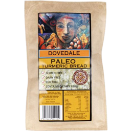 Photo of Dovedale Paleo Turmeric 640gm