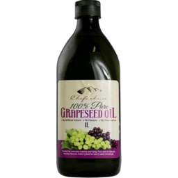 Photo of Chef's Choice Grapeseed Oil
