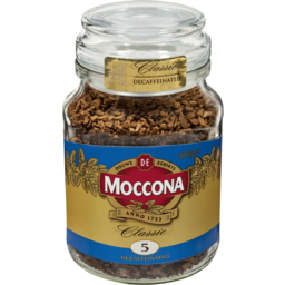 Photo of Moccona Coffee Freeze Dried Decaffeinated Jar 100g 100g