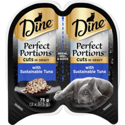 Photo of Dine Prfct Prtns Cuts Grvy Tun 75gm