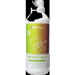 Photo of Ecologic Laundry Liquid Citrus 1l