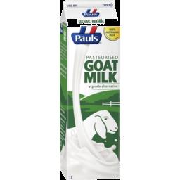 Photo of Pauls Pasteurised Goats Milk 1Litre