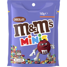 Photo of M&Ms Minis 145gm