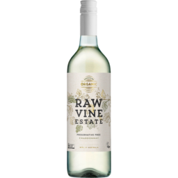 Photo of Raw Vine Organic Chardonnay