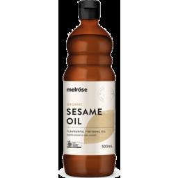 Photo of Melrose Oil - Sesame